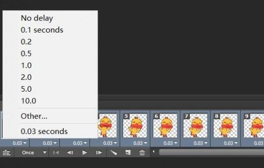 制作的GIF放到QQ就变慢啦?