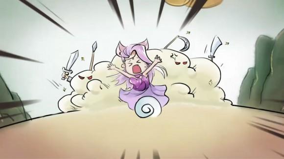 《轩辕传奇周年动画》♪(´▽`)