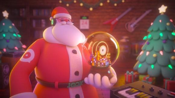 腾讯JOOX • 2019年圣诞节推广视频